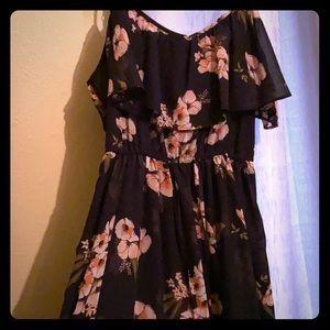 Daytime maxi dress